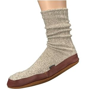 Acorn The Original Slipper Sock Men Size M 12-13